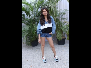 Tara Sutaria In A Casual Avatar For Soty 2 Promotions