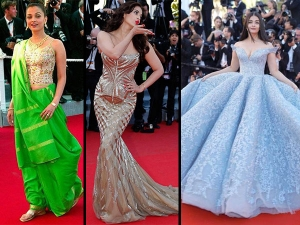 Aishwarya Rai Bachchan S Cannes Film Festival Fashion Evolution