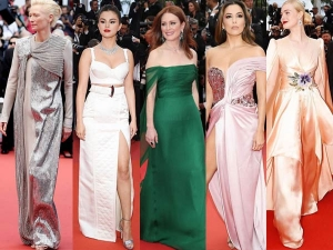 The Best Dressed Divas On The Day One Of The Cannes Film Festival