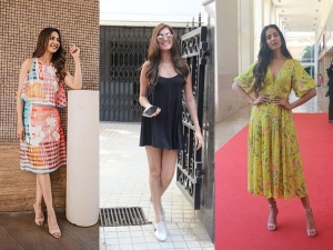 Bollywood Actresses Spotted In Summer Perfect Dresses