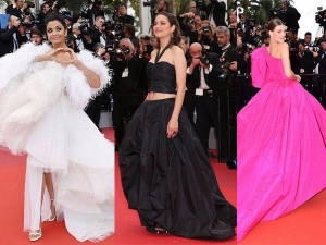 The Best Dressed Divas On The Day 7 Of Cannes