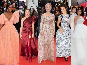The Divas Who Dazzled Us On Days 4 5 6 At Cannes