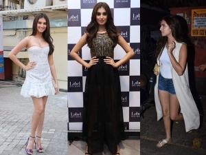 Tara Sutaria S Fashionable Outfits And Looks