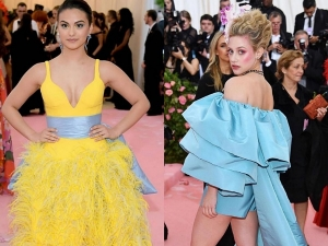 Betty And Veronica Met Gala 2019 Looks