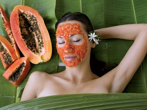 Papaya Face Packs To Remove Facial Hair