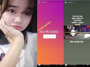 She Committed Suicide After 69% Of People Voted For Her To Die In IG Poll