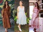 Dia Mirza S Summer Dresses