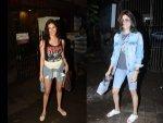 Amyra Dastur And Shamita Shetty Flaunt Casual Looks