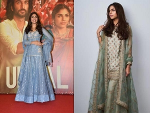 Sharmin Segal S Ethnic Outfits For Malaal Promotions