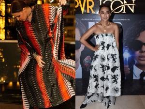 Sayani Gupta And Neha Dhupia In Got Inspired Dresses