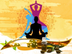 Connection Between Ayurveda And Yoga