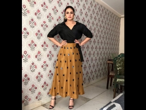 Huma Qureshi Wows In This Attire For A Bof Event