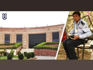Jnu Security Guard Cracks University Entrance Exam