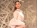 Aditi Rao Hydari Was The Showstopper In Her Chic Attire For Pankaj And Nidhi