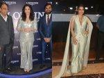 Aishwarya Rai Bachchan And Kajol In Pantsuits