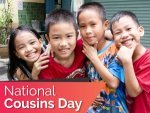 National Cousins Day History And How It Is Celebrated