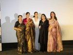 Akshay Taapsee Sonakshi Vidya Kirti Nithya At Mission Mangal Trailer Launch