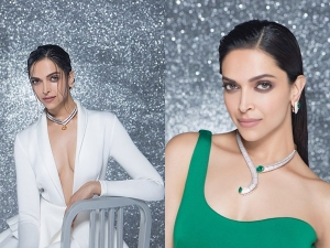Deepika Padukone S Jewellery Photoshoot