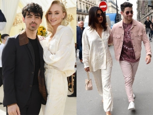 Priyanka Chopra Jonas And Sophie Turner In Same Outfits