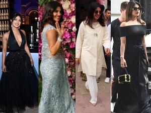 Priyanka Chopra Jonas S Smart Fashion On Her Birthday