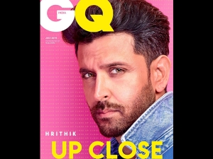 Hrithik Roshan S Gq India July 2019 Cover