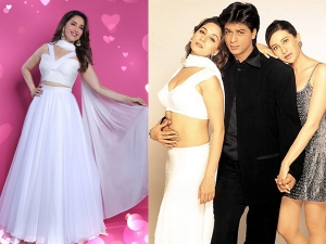 Madhuri Dixit Nene Recreates Her Dil To Pagal Hai Look