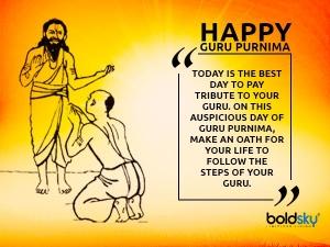 Guru Purnima Wishes Images Quotes