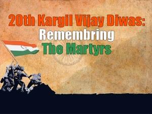 Kargil Vijay Diwas Martyrs Of Kargil War