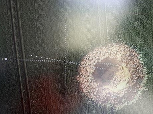 Mysterious Explosion Left A 33 Ft Crater In A German Field