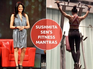 Sushmita Sen Fitness Mantra Diet And Workout Plan