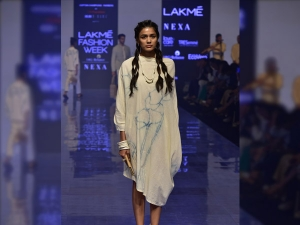 Trends Spotted At 11 11 Eleven Eleven Show At Lakme Fashion Week Winter Festive