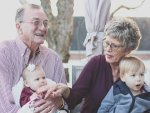 Babysitting Your Grandchildren May Help You Live Longer