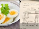 Mumbai 5 Star Hotel Charged 1700rs For 2 Boiled Eggs Netizens Condemned