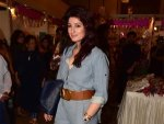 Twinkle Khanna S Jumpsuit For An Exhibition Event