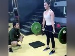 Alia Bhatt Does 10 Repeats Of 50 Kg Deadlifts Watch Video