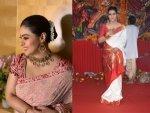 On Kajol S Birthday Her Top Sari Moments