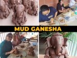 Exclusive Interview With Bangalore Based Startup Which Makes Ecofriendly Mud Ganesha Idols