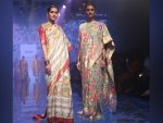 Gaurang S Show At The Lakme Fashion Week Winter Festive