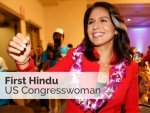 First Hindu Us Senator Tulsi Gabbard To Run For President In