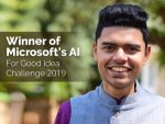 Indian Student Ai Organ Donation App Wins Microsoft Ai For Good Idea Challenge