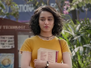 Shraddha Kapoor S Chhichhore Look Decoded