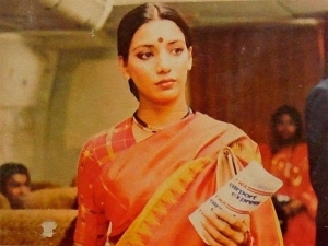 Shabana Azmi Wore Her Mother S Sari In Suraag