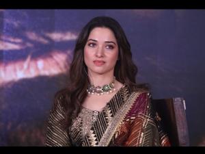 Tamannaah Bhatia Stuns At The Sye Raa Narasimha Reddy Teaser Launch Event