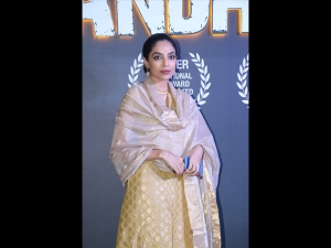 Sobhita Dhulipala Nailed The Traditional Avatar For Andhadhun Celebrations