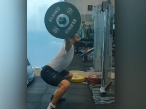 Virat Kohli Shares Weight Training Exercise Tips
