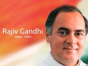Pioneering Quotes Of Rajiv Gandhi