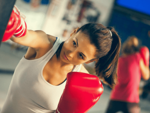 Health Benefits Of Kickboxing