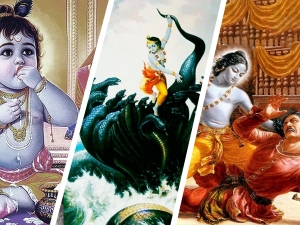 Lord Krishna Stories For Kids