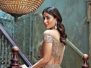 Kareena Kapoor Khan S Bridal Shoot For Khush Wedding Mag