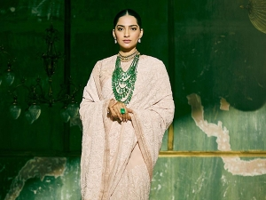Sonam Kapoor Ahuja S Vintage Bridal Shoot For Bridal Asia Magazine